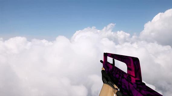 Default Famas Purple