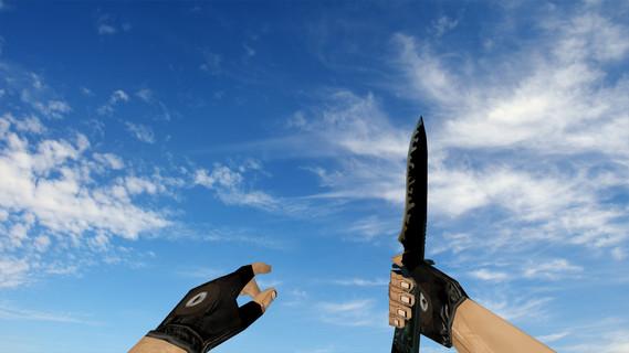 Default Knife Black