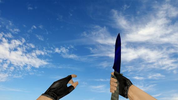 Стандартный нож «Волны» фаза 4