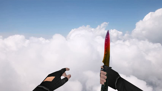 Default Knife Faded
