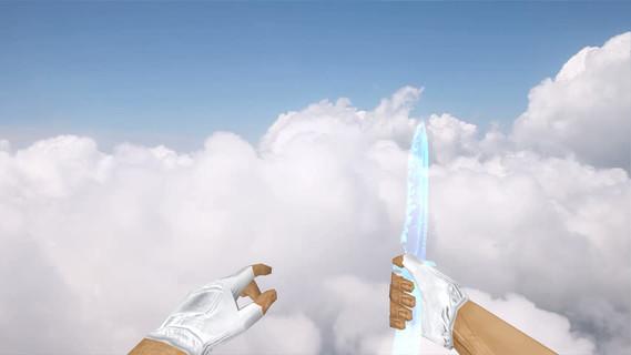 Стандартный нож «Frozen»