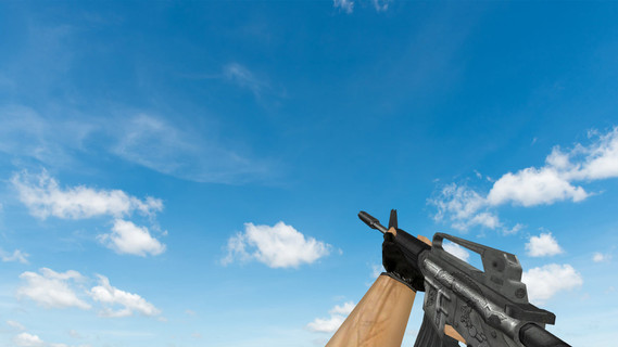 Default M4A1 «Василиск»