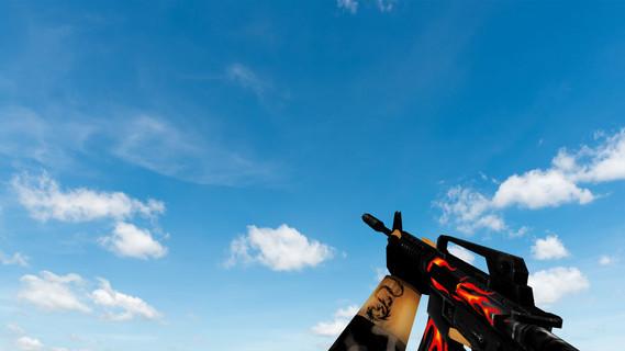 Default M4A1 Firestyle