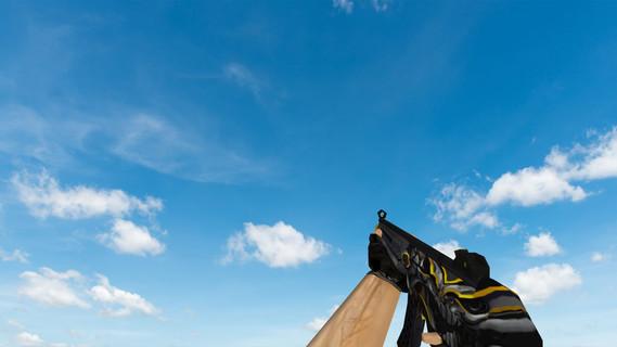 Default MP5 «Заклятый враг»