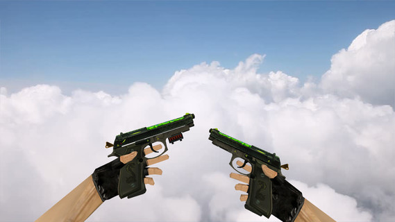 Dual Berettas Удар кобры