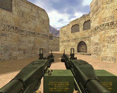 Два пулемета Рембо