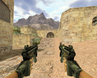 Dual MP5