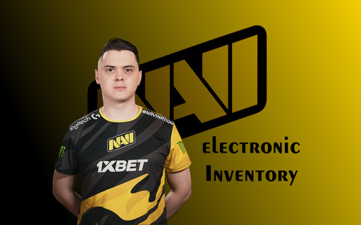 electronic Inventory для CS 1.6