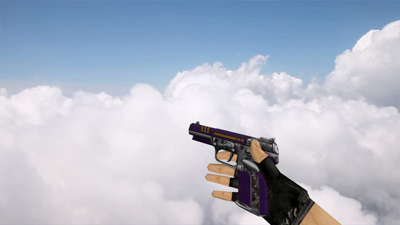 Five Seven Sarge Purple