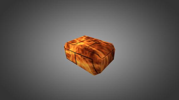 Огненный рюкзак