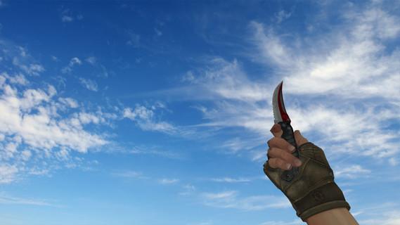 Складной нож «Автотроника» (Bloodhound Gloves)