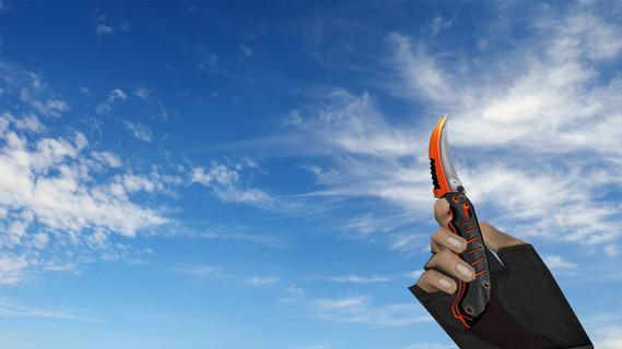 Flip Knife Burst