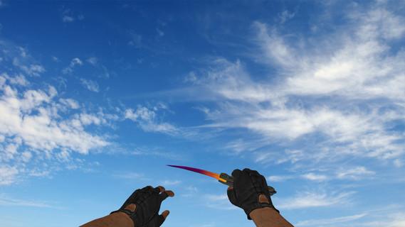 Складной нож «Градиент»