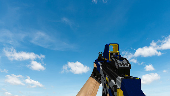 G36C Batgun