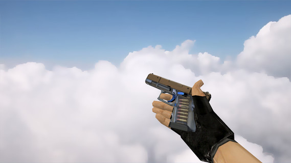 Glock-18 | Clear Polymer