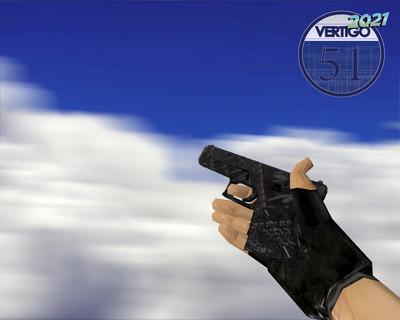 Glock-18   Красные покрышки (Red Tire)