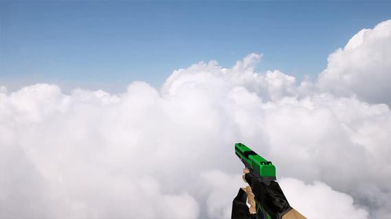 Glock Green Skin