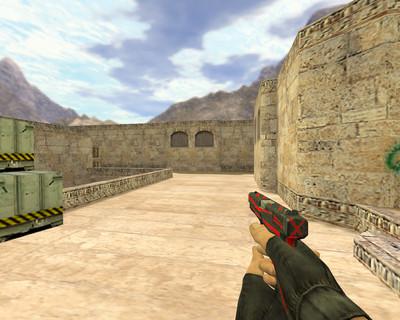 Glock Красная линия