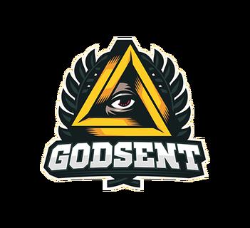 GODSENT Logo