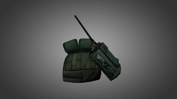 Green Thighpack