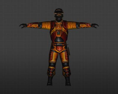 GSG-9 H.E.V. Suit