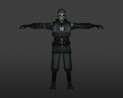Полиция Half-Life 2