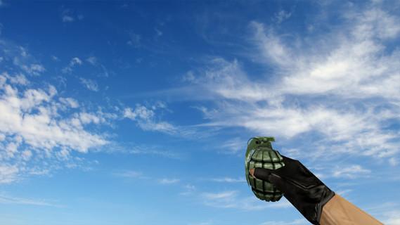 Half-Life Frag Grenade