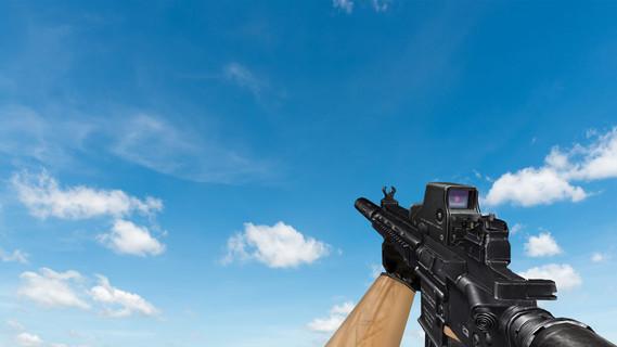 HK-417 EOTECH