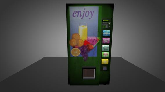 HQ Vending machine