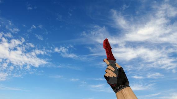 Охотничий нож Knife «Убийство» v2