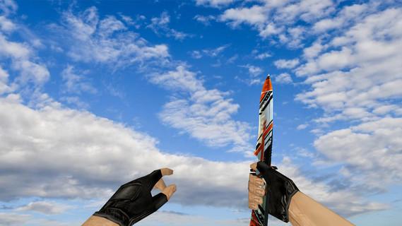 Knife «Азимов»