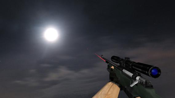 Laser sniper pack