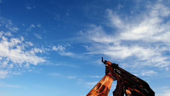 Пак оружия «Лава»