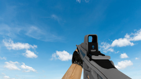 M4A1 Alienware
