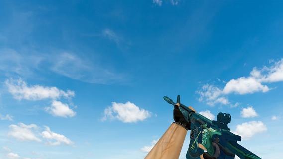 M4A1 «Посейдон»