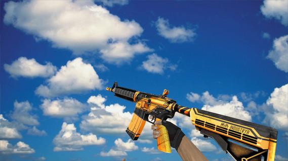 M4A4 Industrya