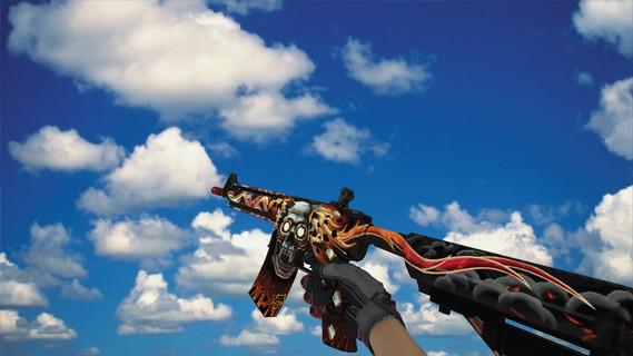 M4A4 «Подтвержденное убийство»
