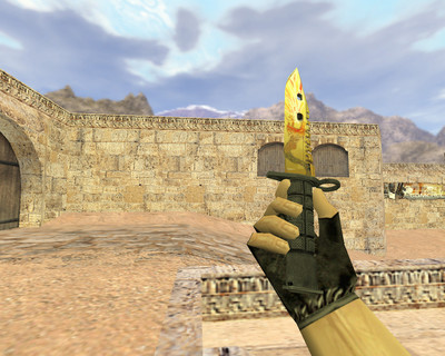 Штык-нож М9 Драгон лор