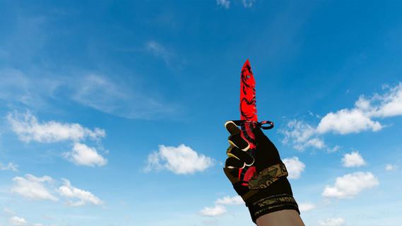 Штык-нож М9 «Dragon Soul»