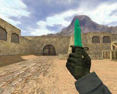 Штык-нож М9 Электро