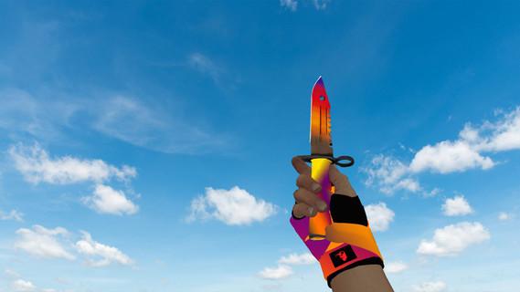 Штык-нож M9 «Градиент»
