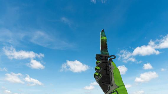 M9 Bayonet Gamma Doppler Phase 4
