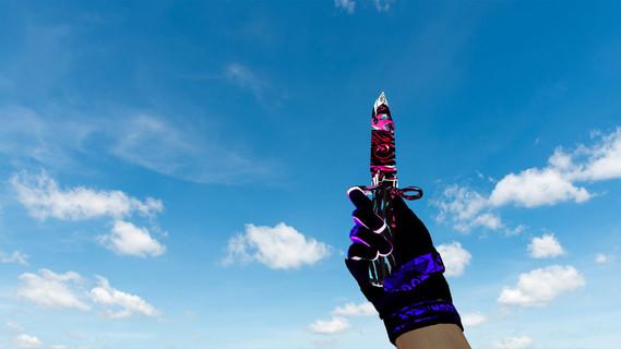 Штык-нож M9 «Неонуар»