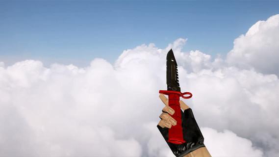 Штык-нож M9 «Нитро»