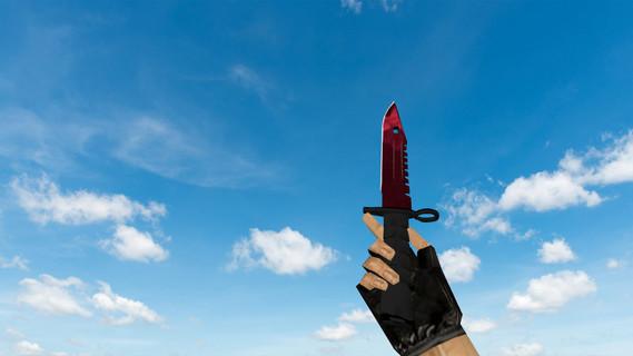 Штык-нож М9 «Рубин»