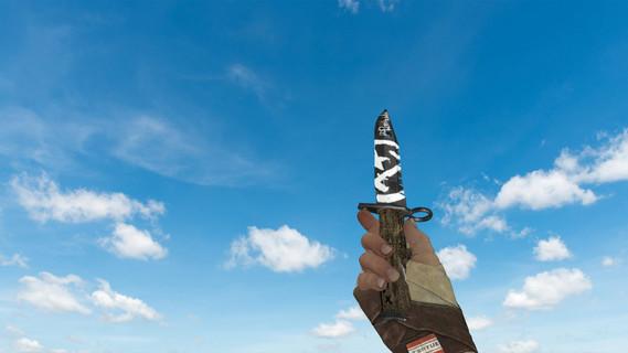 Штык-нож M9 «Пустынный повстанец»