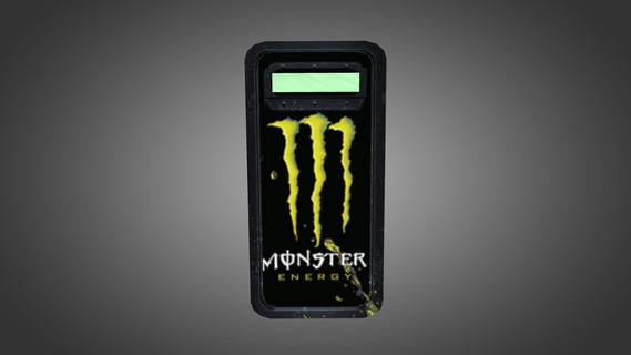 Monster Energy Shield