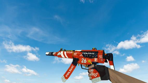 MP5 «Кровавый спорт»