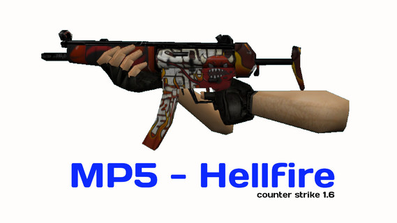 MP5 Hellfire