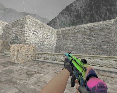 MP5 «Фосфор» (Phosphor)